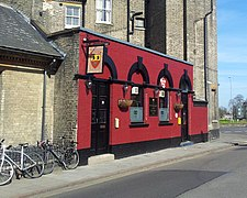 St Radegund pub, Cambridge, March 2012.jpg