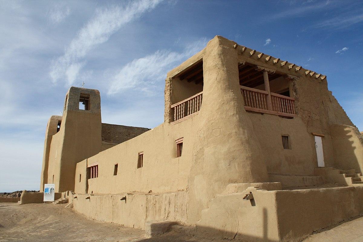 San estevan del rey mission church wikipedia for Pueblo home builders