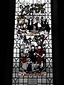 St Winefride's Church nave stained glass, Holywell.jpg