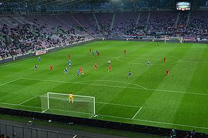 Stade de Genève - Portugal vs Croatia, 10 June 2013