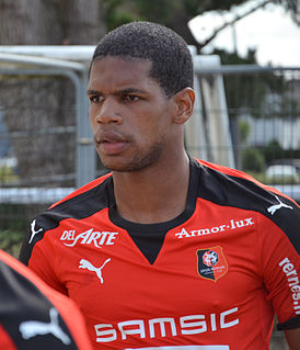 Ludovic Baal French Guianese professional footballer