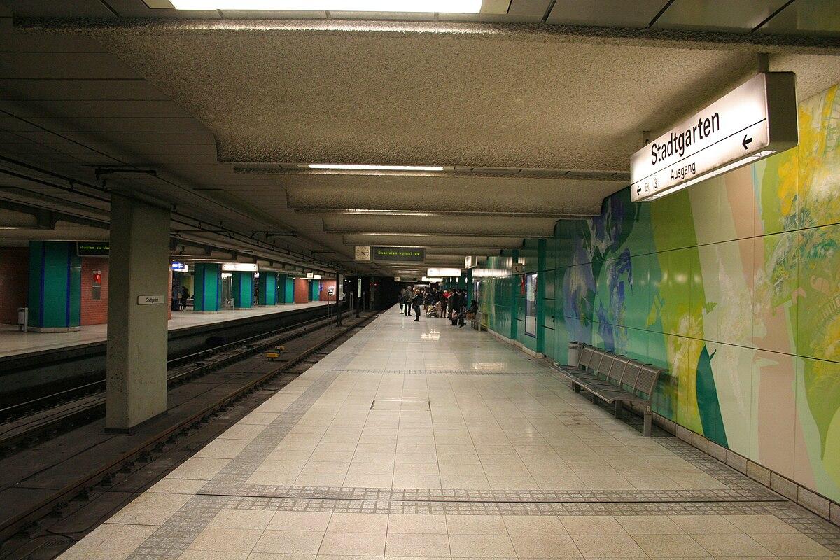 Stammstrecke 2 stadtbahn dortmund wikipedia - Stadtgarten dortmund ...