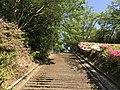Stairs for Sorei Shrine near Oyamazumi Shrine.jpg