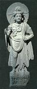 Standing Bodhisattva Gandhara Musee Guimet
