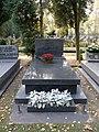 Stanisław Łyszkowski - Lech Łyszkowski - Cmentarz Wojskowy na Powązkach (52).JPG