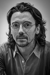 Stanislas Nordey French actor and theatre director (born 1966)