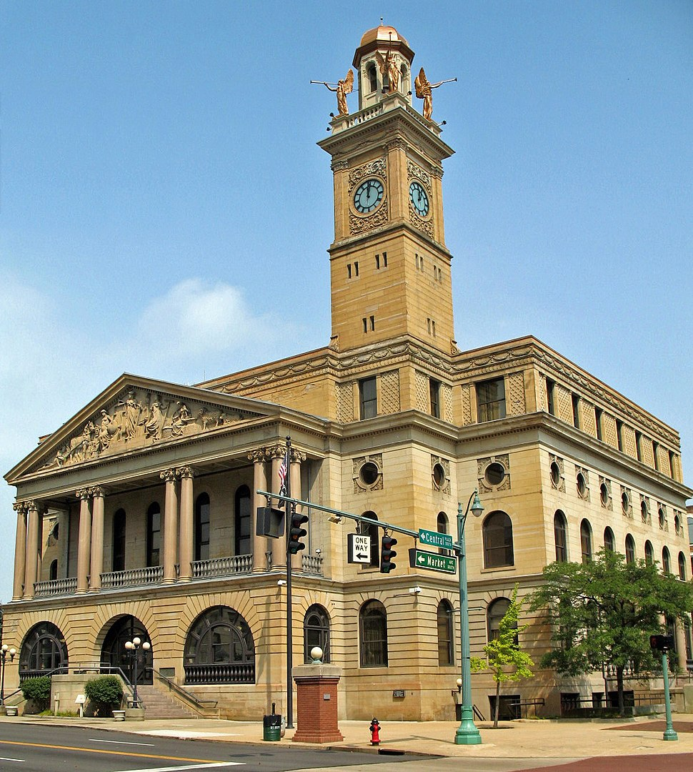 Stark County Courthouse (Canton, OH) edit