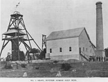 No. 1 Scottish Gympie Mine and Battery