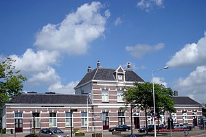 Sneek railway station - Image: Station Sneek 04
