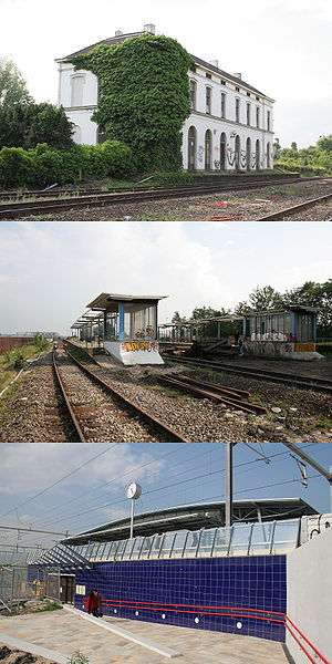 Abcoude railway station - Station Abcoude