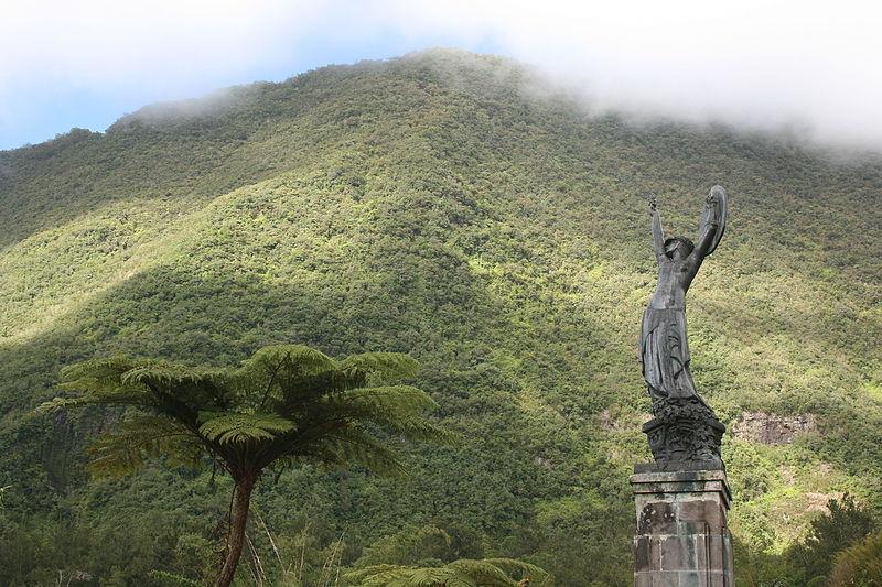 quoi faire à l'île de la Réunion - visiter la commune de Salazie
