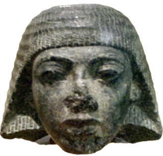Ramesses I the founding Pharaoh of Ancient Egypts Nineteenth Dynasty