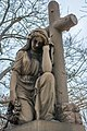 Statue of Grief detail 01 - Lake View Cemetery - 2014-11-26 (16947565613).jpg
