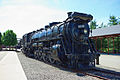 Steamtown Baldwin Grand Trunk Western 6039 Locomotive.JPG