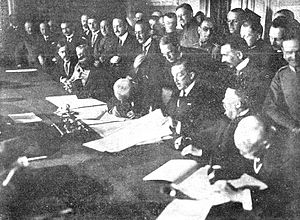 Treaty of Bucharest (1918)