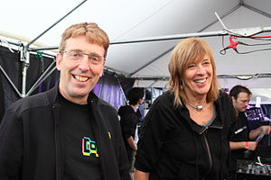 Steve Hillage - Steve Hillage and Miquette Giraudy, 2010