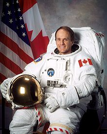 steve maclean astronaut wikipedia