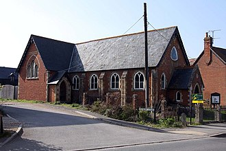 Steventon, Oxfordshire - Steventon Methodist Church