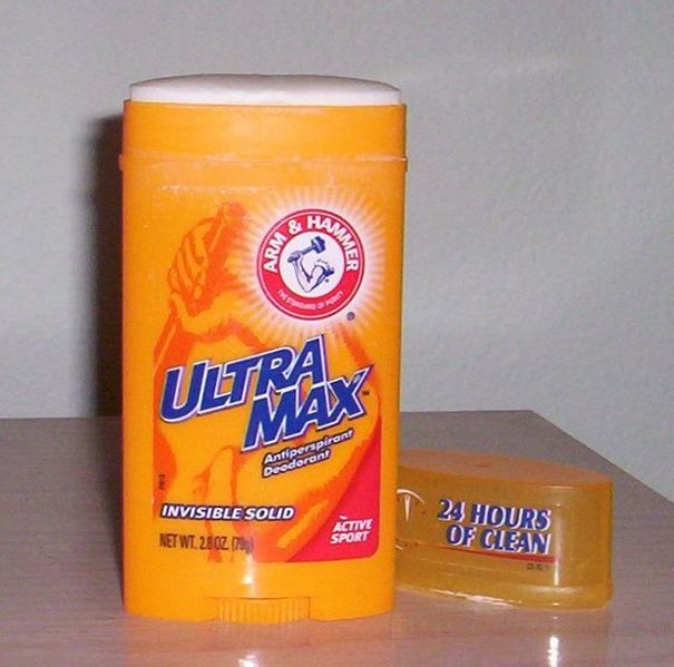 Antiperspirants Alter Your Armpit Bacteria and Could
