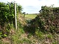 Stile to Gear Lane field path. - panoramio.jpg