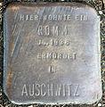 Stolperstein-Romm Jg 1938-21-Koeln-cc-by-denis-apel.jpg