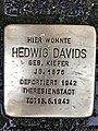 Stolperstein Hedwig Davids.jpg