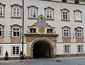 Stolperstein Salzburg, Wohnhaus Stiftshof St. Peter.jpg