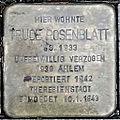 Stolperstein Trude Rosenblatt (Wetzlarer Straße 31 Butzbach).jpg