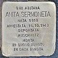 Stolperstein für Anita Sermoneta (Rom).jpg