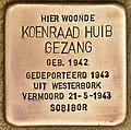 Stolperstein für Koenraad Huib Gezang (Den Haag).jpg