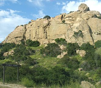 Stoney Point (California) - Stoney Point
