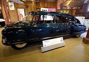 Stout Scarab - Stout Scarab Experimental (1946)