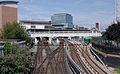 Stratford station MMB 37 1996 Stock.jpg