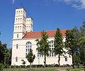 Straupitz Kirche Südseite.JPG