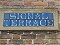 Street name, Sticklepath - geograph.org.uk - 1707757.jpg