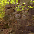 Structure on South Side of Western Abutment of Falling Creek Bridge of Chesterfield Railroad.jpg