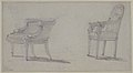Studies for Two Armchairs (recto); sketches for Three Chairs and Parts of a Fourth (verso) MET 53.521.11.jpg