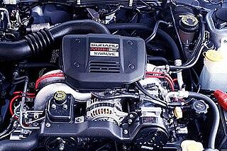 Subaru EJ engine Motor vehicle engine