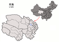 Subdivisions of Qinghai (China).png
