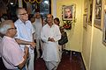 Subimalendu Bikas Sinha - Shyamal Kumar Sen - Biswatosh Sengupta - Inaugural Function - Group Exhibition - Photographic Association of Dum Dum - Kolkata 2015-06-22 3058.JPG