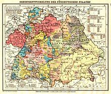 Map Of Zollverein Germany.Zollverein Wikipedia