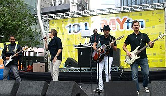 Sugar Ray - Sugar Ray performing in Los Angeles in June 2009