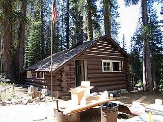 Summit Lake Ranger Station United States historic place