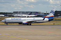 TC-SEI - B738 - SunExpress