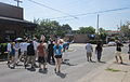 Sunday Second Line on Maple Street 3 June 2012 5.jpg