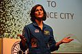 Sunita Lyn Williams - Science City - Kolkata 2013-04-02 5888.JPG