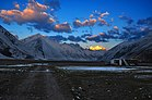 Sunrise in Zanskar valley.jpg