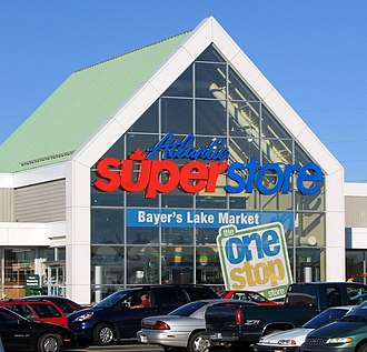 Atlantic Superstore - A Halifax, Nova Scotia store located in Bayers Lake.