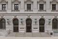 Superior Avenue entrance, Howard M. Metzenbaum U.S. Courthouse, Cleveland, Ohio LCCN2010719502.tif