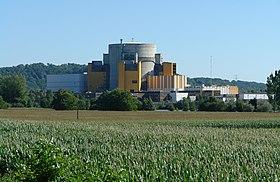 Superphénix-1 im Kernkraftwerk Creys-Malville